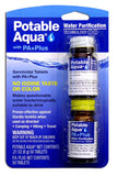 Potable Aqua Plus Water Purification Tablets