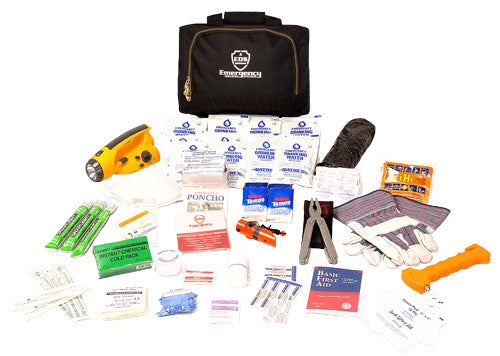 Deluxe Survival Kit - 3 Day/72 Hour Emergency Disaster Kit