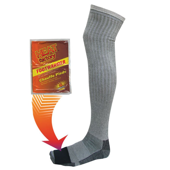 1503 - Heated Wader Socks - Pair