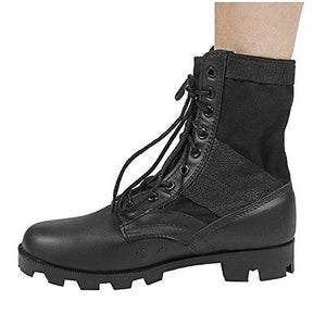 Jungle Boots ƒ?? Black ƒ?? 7W