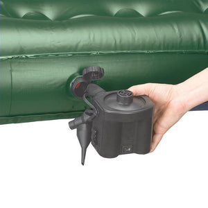 Air Bed With Pump ƒ?? Queen - 78 In X 60 In X 8 In