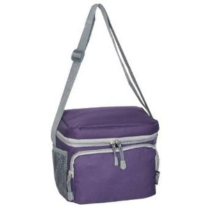 Everest Cooler Lunch Bag  - Eggplant Purple