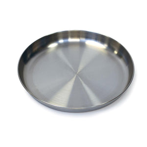 Stainless Steel Plate ƒ?? 9 In
