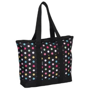 Everest Fashion Shopping Tote - Multi-Colored