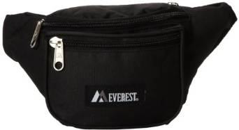 Everest Signature Waist Pack - Standard - Black