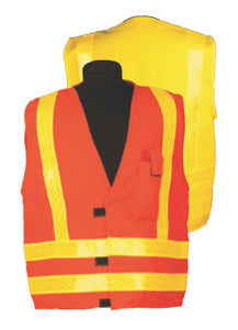 ARC Series 3R Class 2 Safety Vest