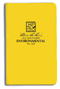 "Environmental Bound Book (4 3/4"" x 7 1/2"")"