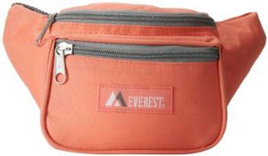 Everest Signature Waist Pack - Standard - Coral