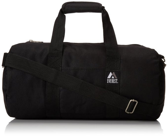 Everest 16-Inch Round Duffel - Black