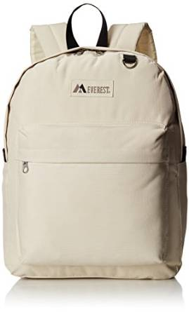Everest Luggage Classic Backpack - Beige