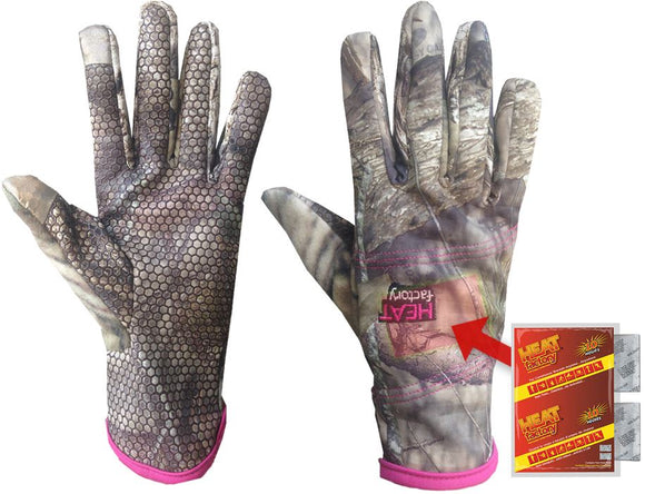 915-MO- Ladies Mid-Weight Pocket Glove - Pair