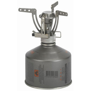 Portable Butane Stove With Fuel