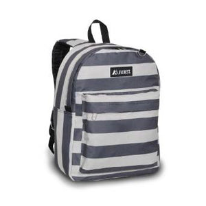 Everest Luggage Classic Backpack - Stripes