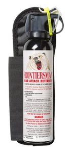 Frontiersman Bear Attack Deterrent with Hip Holster