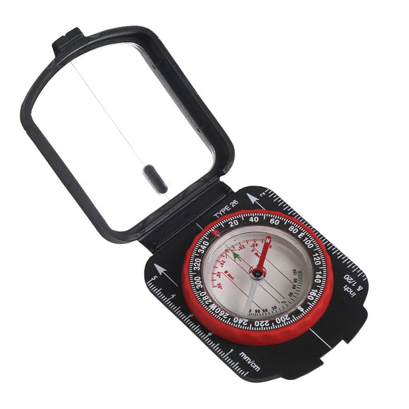 Deluxe Multi Function Compass with Mirror