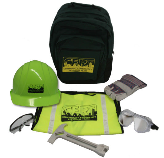 Hawaii CERT Kit - Hawaii residents