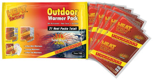 1964-6 - Outdoor Warmer Big Pack
