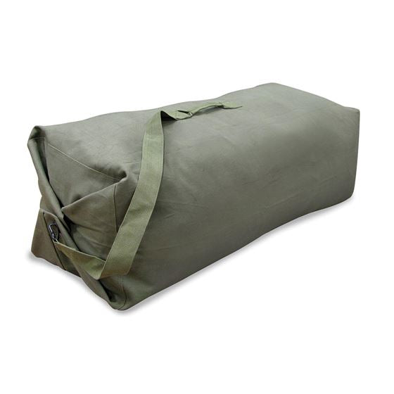 Duffel Bag with Strap - O.D. - 30