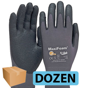 MaxiFoam Lite by ATG Gloves 34-900- Dozen