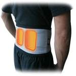 196 - Heated Back Wrap