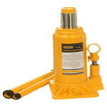 Car Jack: 6 Ton Hydraulic Bottle Auto Jack
