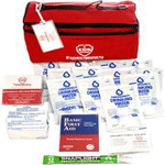 72 Hour Emergency Disaster Survival Kit - Basic 1 Person - 3 Day