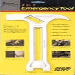 On Duty 4 in 1 Emergency Tool