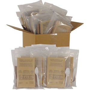 6 Pack Emergency MRE Pack