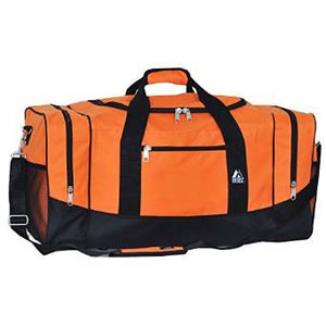Everest Crossover Duffel Bag - Large  - Orange
