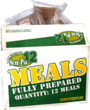 Meal Ready to Eat (MRE) - Box of 12
