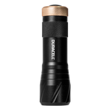 DURACELL 70 Lumen Tough Compact Pro Series LED Flashlight - IPX4 Water Resistant