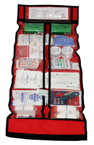First Aid Roll Kit Edisastersystems