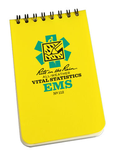 EMS Pocket Notebook