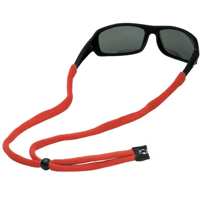 Original Cotton Small End Eyewear Retainers - Red