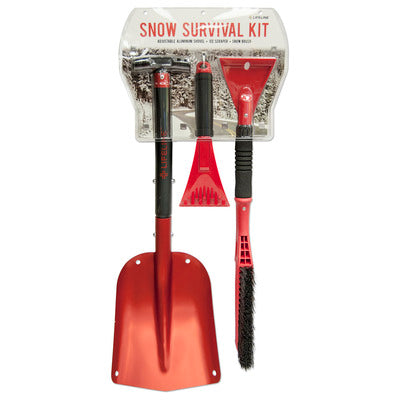 Lifeline Snow Survival Kit