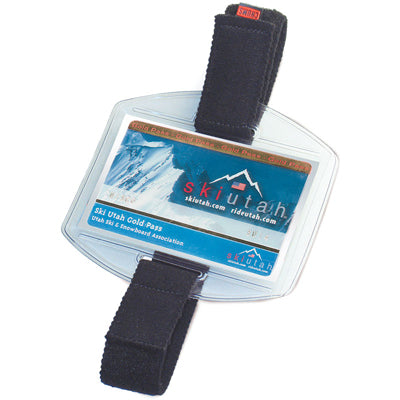 Arm Band ID Holder