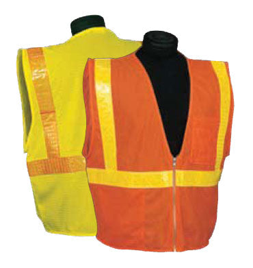 Ultra-Cool Mesh Vest with Pockets, Class 2