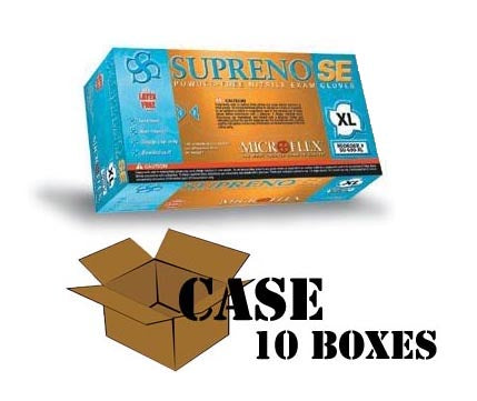 Microflex - Supreno SE Powder-Free Nitrile Gloves - Case
