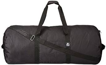 Everest 40-Inch Round Duffel  - Black