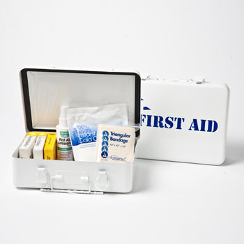 First Aid Truck Steel Kit