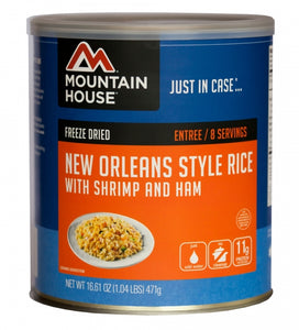 [DISCONTINUED ]New Orleans Rice with Shrimp & Ham