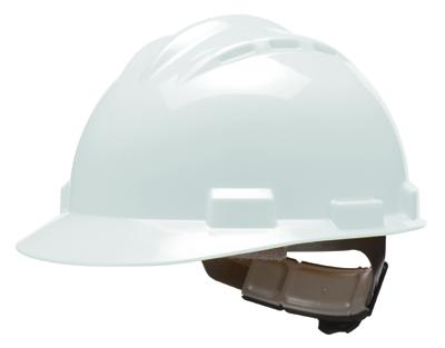 Bullard - S62 4 Point Pinlock Vented Safety Helmet