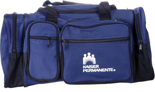 Navy Duffel Bag - Style Large Carrying Bag