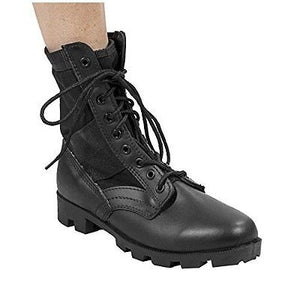 Jungle Boots - Black - 10W