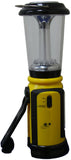 Yellowbug Mosquito Repeller with AM/FM Radio and 12+3 LED Camping Flashlight