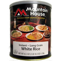 Mountain House White Rice