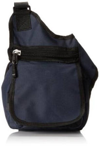 Everest Messenger Bag - Small - Black