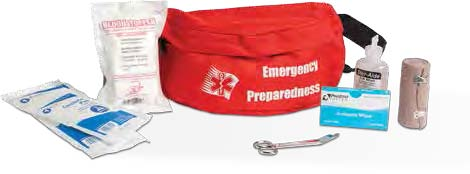 Emergency Medical Fanny Pack