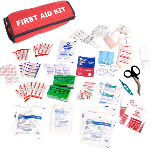 First Aid Roll Kit