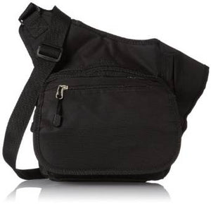 Everest Messenger Bag - Medium  - Black